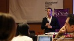 Matthew Valentines - CEO of Personal Dating Assistants at the 40th International Dating Industry Convention