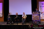 Dating Technology and Behavioral Trends Panel - Michael McQuown, Dr David Buss, Dan Winchester and Mark Brooks at Las Vegas iDate2015
