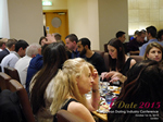 Lunch Among European And Global Dating Industry Executives   at the 2015 Euro Internet Dating Industry Conference in London