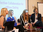 Panel On Effective Collaboration For Offline Dating At at the 2015 U.K. & E.U. Online Dating Industry Conference in London