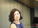 Elena Sosnovskaya - CEO of Megalove at the 45th iDate Premium International Dating Industry Trade Show