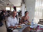 Lunch Among Dating Agencies at the 45th Premium International Dating Industry Conference in Cyprus