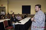 Ophir Laizerovich Presidente da Professionalmatch Palestrando sobre Estratégia de Propaganda no Facebok at the 2016 Internet Dating Super Conference in Miami