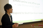 Takuya Iwamoto of Diverse YYC Provding Insight to the Japanese Online Dating Market at the January 25-27, 2016 Miami Internet Dating Super Conference