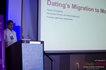 Tushar Chaudhary of Verizon Speaking on Dating Migration to Mobile at the 43rd International Dating Industry Convention