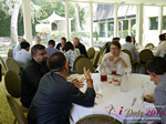 Lunch  at the 38th Mobile Dating Industry Conference in Califórnia