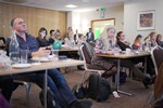 Audience at 2016 State of the U.K. and European Dating Industry session by Mark Brooks at the September 26-28, 2016 conference and expo for online dating and matchmaking in Londres