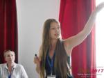 Svetlana Mukha at the 2017 Minsk Premium International Dating Summit and Convention