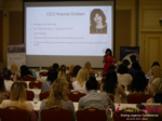 Ksenia Droben - CEO of Ksenia Droben Patnervermittlung at the May 23-25, 2018 PID & Dating Agency Indústria Conference in