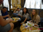 Lunch at the May 23-25, 2018  Internet and Dating Agency Negócio Conference