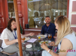 Lunch at the 48th iDate Premium International Dating & Dating Agency Indústria Trade Show