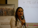 Dr. Julia Meszaros - Professor at Lebanon Valley College at the 52nd Dating Agency Indústria Conference in