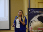 Valentina Gutarova - CEO of Ukrainian Real Brides at the 2018 Dating Agency & PID Negócio Conference in